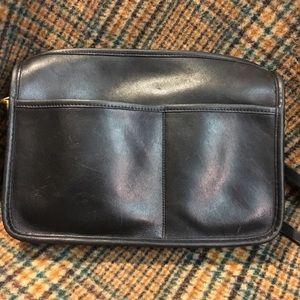 Coach Vintage Black Companion Bag